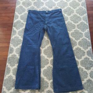 Vtg Bell Bottom jeans